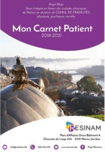 Carnet Patient Couverture
